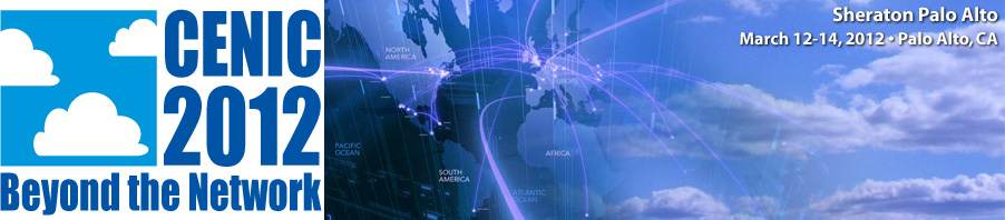 [CENIC 2012: Beyond the Network]