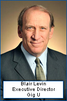 [Picture of Blair LEvin]