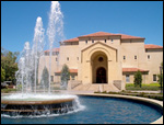 [Picture of Stanford University campus]